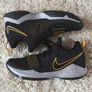 Nike Paul George PG1 Zoom Air Black 878627-006 619658952
